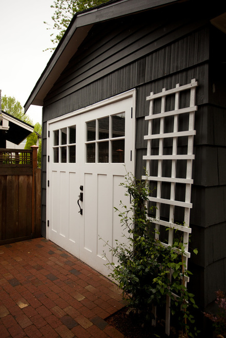 Faqs About Swing Out Garage Doors Portland Carriage Door